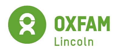 Oxfam Lincoln logo