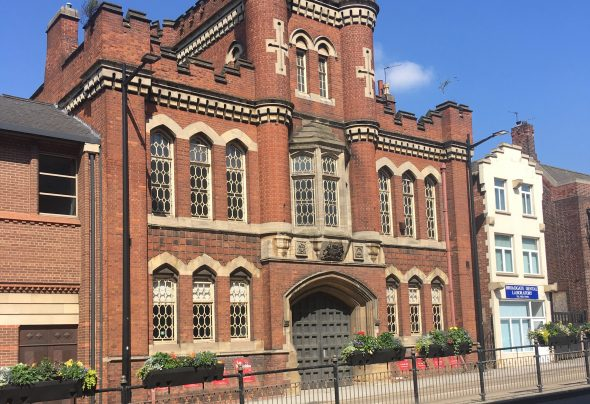 Lincoln Drill Hall