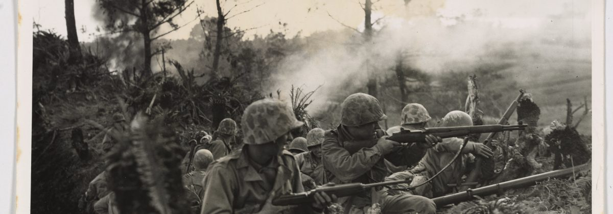 US Marines at Okinawa May 1945 CC0