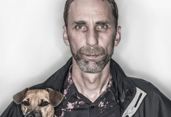 Will Self credit Chris Close _ cropped